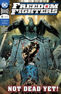 Freedom Fighters #4 (2019)