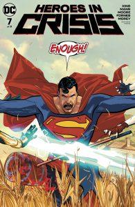 Heroes In Crisis #7 (2019)
