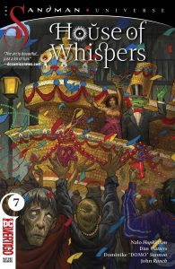 House Of Whispers #7 (2019)