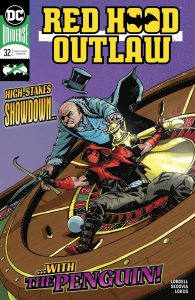 Red Hood and the Outlaws #32 (2019)