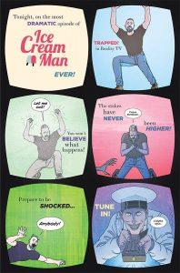 Ice Cream Man #11 (2019)