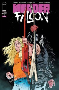 Murder Falcon #6 (2019)