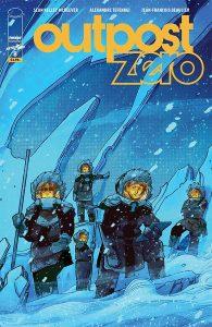 Outpost Zero #8 (2019)