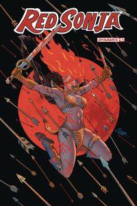 Red Sonja #2 (2019)
