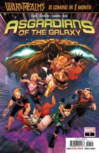 Asgardians Of The Galaxy #7 (2019)