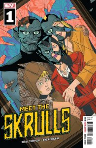 Meet The Skrulls #1 (2019)