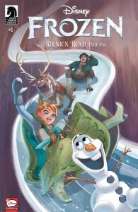 Disney Frozen: Reunion Road #1 (2019)