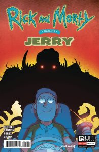 Rick and Morty Presents: Jerry #1 (2019)