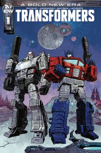 Transformers #1 (2019)