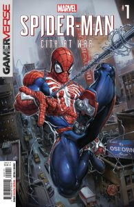 Marvel's Spider-Man: City At War #1 (2019)
