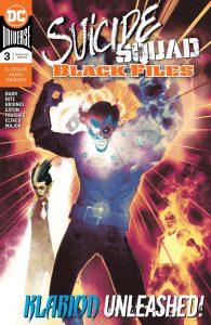Suicide Squad: Black Files #3 (2019)