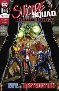 Suicide Squad: Black Files #4 (2018)
