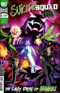 Suicide Squad: Black Files #5 (2019)