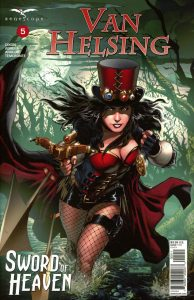 Van Helsing: Sword Of Heaven #5 (2019)
