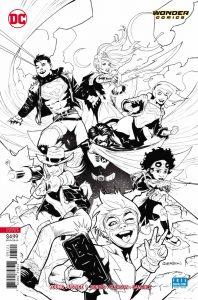 Young Justice #1 (2019)