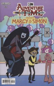 Adventure Time: Marcy & Simon #3 (2019)