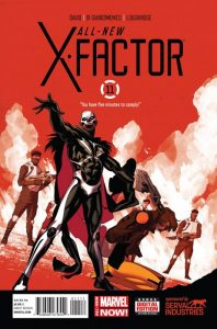 All-New X-Factor #11 (2014)
