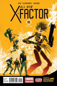All-New X-Factor #5 (2014)