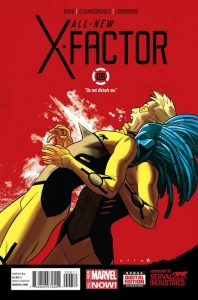 All-New X-Factor #6 (2014)