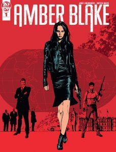 Amber Blake #1 (2019)