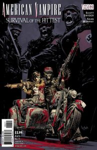 American Vampire: Survival of the Fittest #4 (2011)