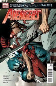 Avengers #22 (2012)