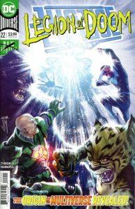 Justice League #22 (2019)
