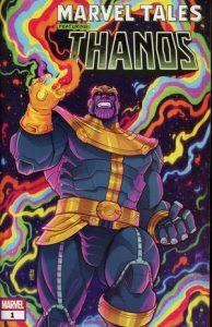 Marvel Tales: Thanos #1 (2019)