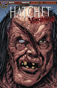 Hatchet: Vengeance #2 (2019)