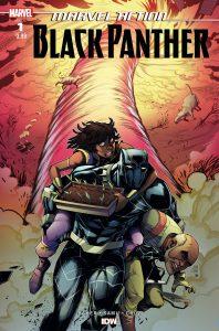 Marvel Action: Black Panther #1 (2019)