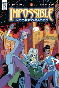 Impossible Incorporated #5 (2019)