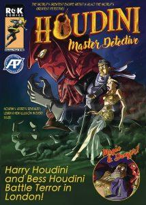 Houdini Master Detective #1 (2019)