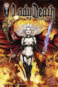 Lady Death: Apocalyptic Abyss #2 (2019)