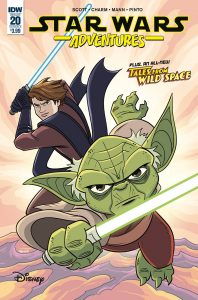 Star Wars Adventures #20 (2019)