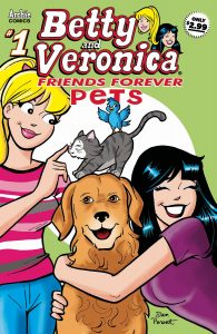 Betty And Veronica Friends Forever #5 (2019)