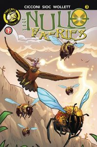 The Null Faeries #3 (2019)