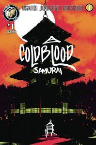Cold Blood Samurai #1 (2019)