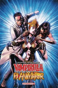 Vampirella vs Reanimator #4 (2019)