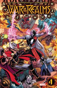 The War of the Realms #1 (2019)