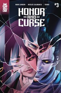 Honor and Curse #3 (2019)