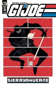 G.I. Joe: Sierra Muerte #3 (2019)