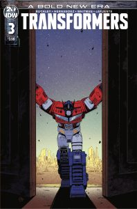 Transformers #3 (2019)