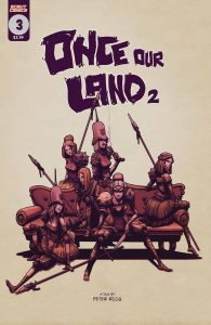 Once Our Land:  Book Two #3 (2019)