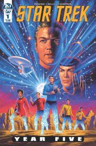 Star Trek: Year Five #1 (2019)