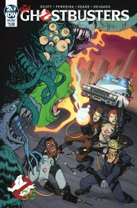Ghostbusters: 35th Anniversary: The Real Ghostbusters #1 (2019)