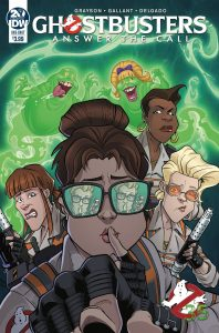 Ghostbusters: 35th Anniversary: Answer The Call Ghostbusters #1 (2019)