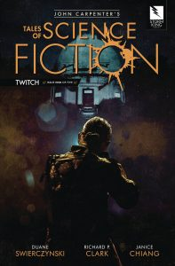 John Carpenter's Tales Of Science Fiction: Twitch #5 (2019)