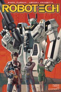 Robotech #19 (2019)