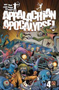 Appalachian Apocalypse #4 (2019)