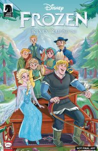 Disney Frozen: Reunion Road #2 (2019)